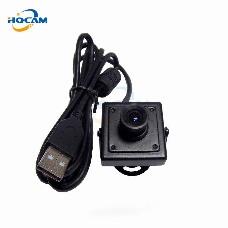 HQCAM MINI ATM USB Camera 1.3 Megapixels USB mini camera/ATM Bank Camera 3.6mm Lens Support Mini CCTV Android Linux UVC Webcam <br>