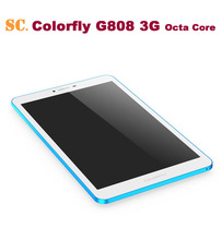"8"" Colorful G808 3G Octa Core MTK6592 Phone Call Tablet PC IPS 1280x800 RAM 1G/2G ROM 16G Android 4.4 Bluetooth GPS"