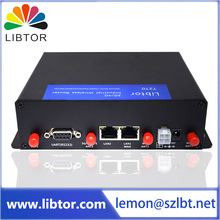 inexpensive T270-DE1 industrial grade 4g lte gateway cellular bus wifi router Support socket server and customer end mode