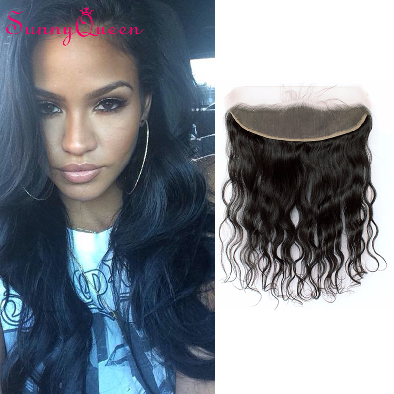 13x4 Ear to Ear Lace Frontal Closure with Baby Hair Bleached Knots Brazilian Virgin Hair Body Wave 13X4 Lace Frontal Closure<br><br>Aliexpress