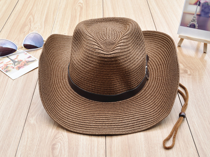 Baby cowboy  beach hat