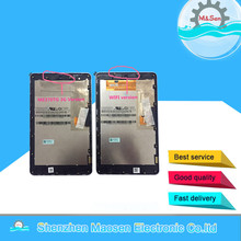 M&Sen For 7.0'' Asus Google Nexus 7 1st ME370 3G version or Wifi Version LCD screen display+ Touch Digitizer with frame
