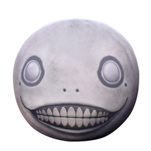20cm Funny EMIL Plush Pillow Toy Stuffed Soft Doll Full Head Nier:Automata Simulation Plush Toy Creative Gift for Kids(China)