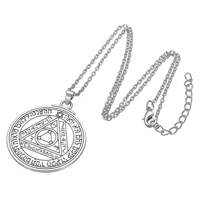 Jewelry witchcraft necklace28