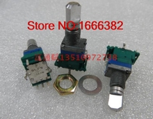 Original import encoder EC09 type with switch car code switch pulse potentiometer switch(China)