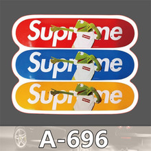 A-696 Fashion cool Futurama Stickers For Snowboard  Laptop Luggage Skateboard Motorcycle Decal Kids Toy Sticker