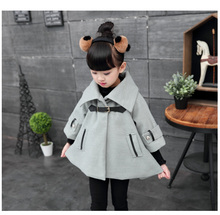 Promotion! Girl dress New Autumn Winter Kids Toddlers Girls Dresses Long Sleeve Dress Girl Clothing Party Dress