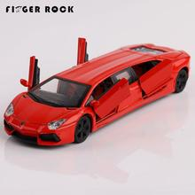 Boy Extended Edition Super Sport Car Model 1:32 Scale Mini Pull Back Simulation Alloy Toy Diecast Metal Auto Oyuncaklar