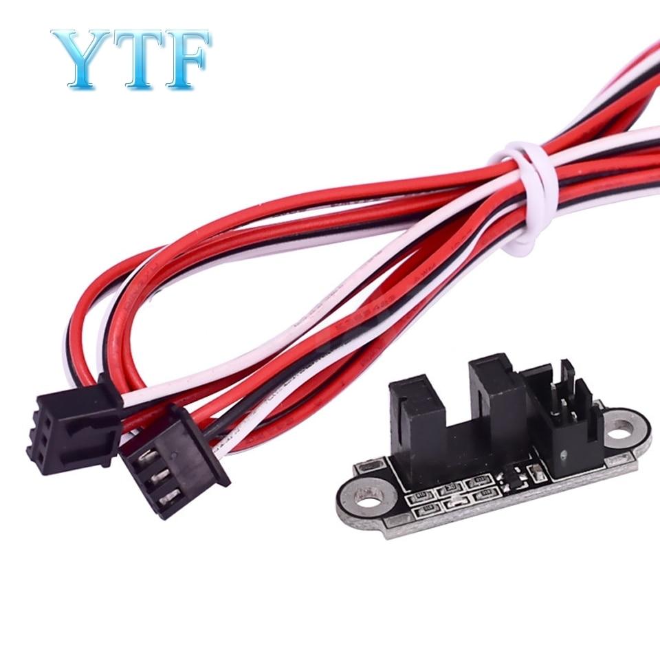LERDGE Optical Endstop Photoelectric Light Control Limit Switch Module+1M Cable