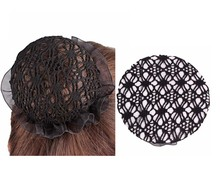 EMS OR DHL 120PCS New Invisible Lace Headdress Network Pocket Ladies Professional Hair Band Pocket FW-32 Hair Accessories