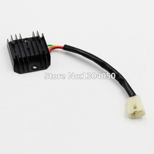 4 Wires Voltage Regulator Rectifier For GY6 Scooter ATV Quad 125cc 150cc Dirt Bike Motorcycle new