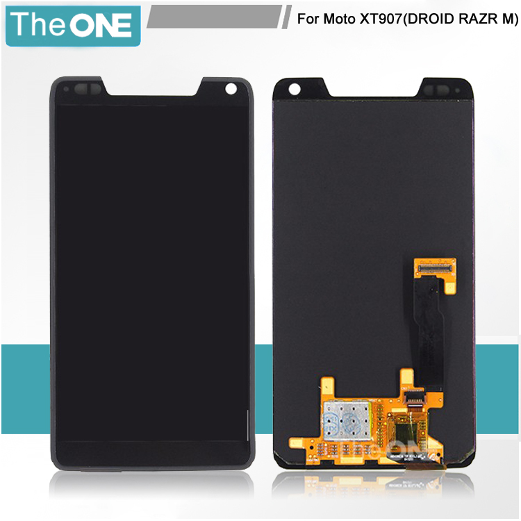 LCD For Motorola DROID RAZR M XT890 LCD Display Screen With Touch Screen Digitizer Assembly Replacement Parts XT907 LCD<br><br>Aliexpress