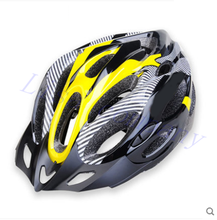 hot sale Black tornado series Non integral forming Bicycle road cycling mountain bike Bicycle helmet equipment Safety hat