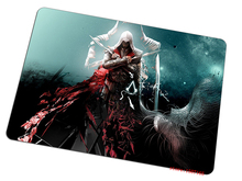 Assassins Creed mouse pad Natural rubber pad to mouse HD print mousepad gaming padmouse gamer to laptop keyboard mouse mats