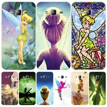 Peter Pan Wendy Tinkerbell cover phone case for Samsung Galaxy J1 J2 J3 J5 J7 MINI ACE 2016 2015