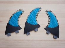 Free shipping quilhas quillas Fcs fins carbon Surfboard Fins Surf Fins Thrusters G5 Fin (3 pcs)