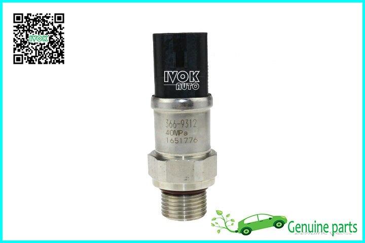 Genuine OEM Heavy Duty Pressure Sensor For Caterpillar CAT 366-9312 3669312 40MPa<br><br>Aliexpress