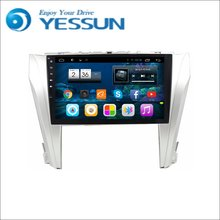 YESSUN For Toyota Camry 2015~2016 Android Car Navigation GPS HD Touch Screen Stereo Player Multimedia Audio Video Radio Navi(China)