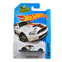 Free Shipping 1:64 Hot Wheels 10 ford shelby GT500 Alloy Collectible Model Toy Car For kids C4982