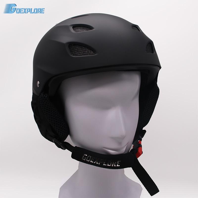 New hot sale factory supply Skiing Helmet ABS+EPA Ultralight Ski Helmet Extreme Sports Snowboard Skateboard Helmet M-XL<br>