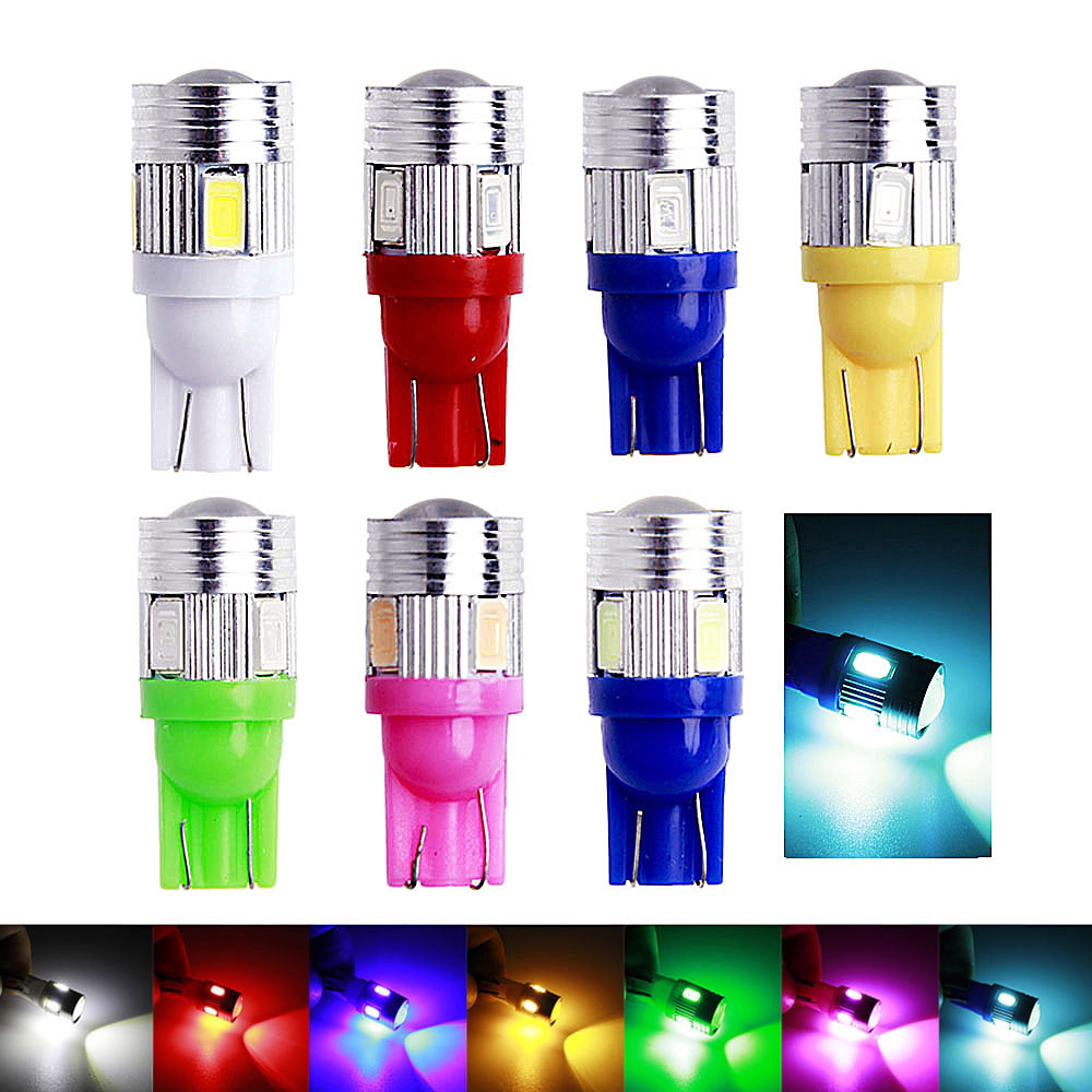 T10 LED Bulbs - Automotive LED Bulbs