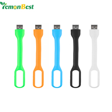 Portable For Xiaomi USB LED Light Port Bendable USB LED Lamp 5V 1.2W For Xiaomi USB Light
