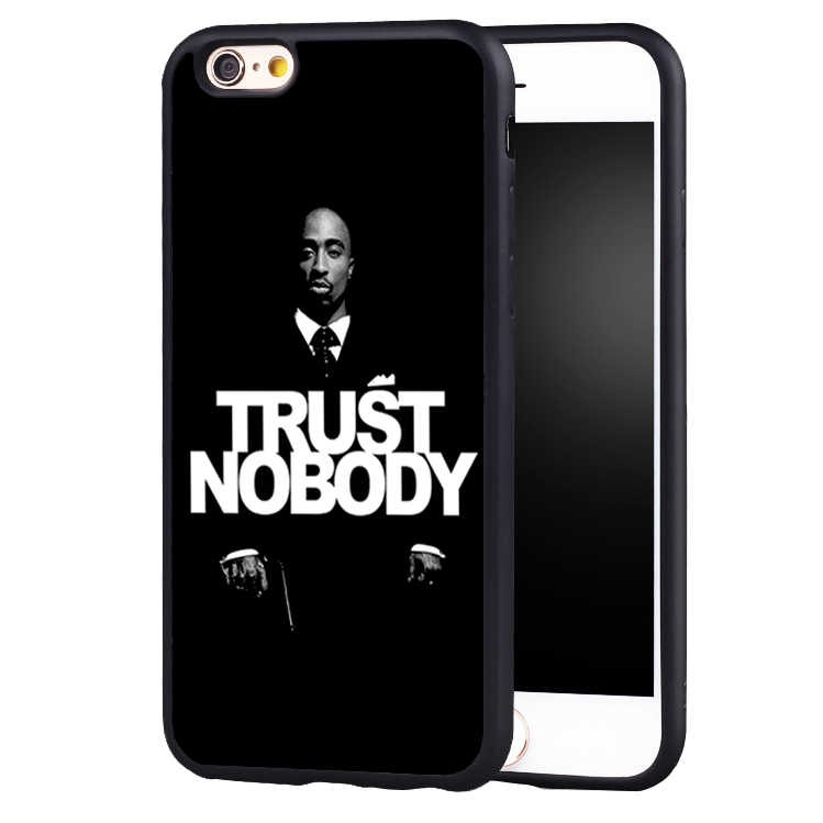 2Pac Tupac Shakur quotes Printed case cover for iphone 7 ...