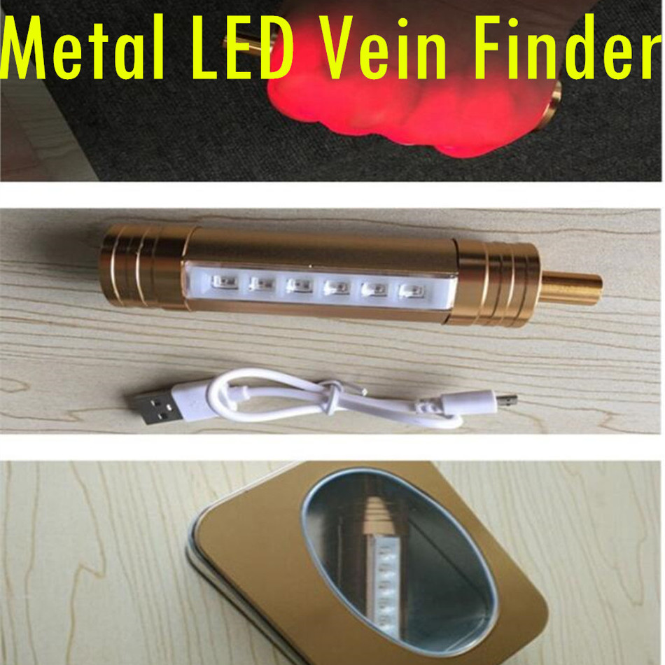 Rechargeable LED Vein Finder Vein Illuminator Imager Vein Viewer with brightness adjustable<br><br>Aliexpress