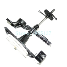Free shipping QS8008 parts Body set GT Model RC Helicopter QS 8008 QS-8008 spare parts Body set(China)