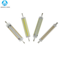 Buy R7s Led 25W 118mm Lamps 360 degree 10W 78mm Lampadas Led R7s 110V 220V 4014 / 2835 COB SMD Leds Bulb Replace Halogen Lamp for $3.39 in AliExpress store
