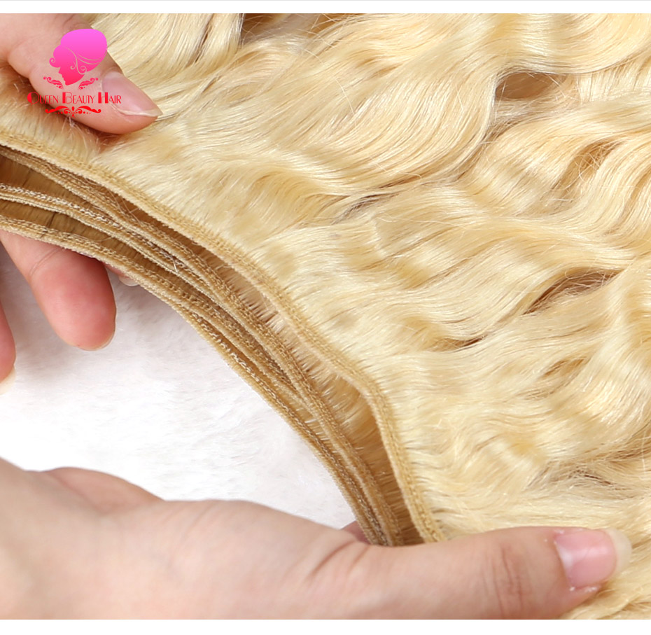613 blonde hair with closure (16)