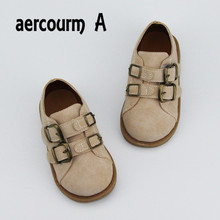 Aercourm A Spring New Brand Children Sneaker Leather Baby Boys Girls Shoes Kids Casual Shoes Chaussure Enfant Kids Boat Shoes