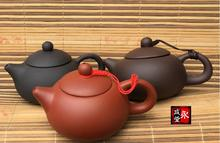 150ml yi xing purple clay teapot small filter tea pot black\brown\red yi xing tea sets without tray tea set accessory