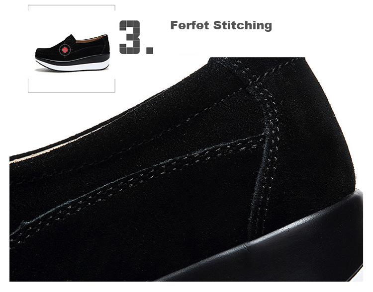 HX 3213 (7) Autumn Platforms Women Shoes