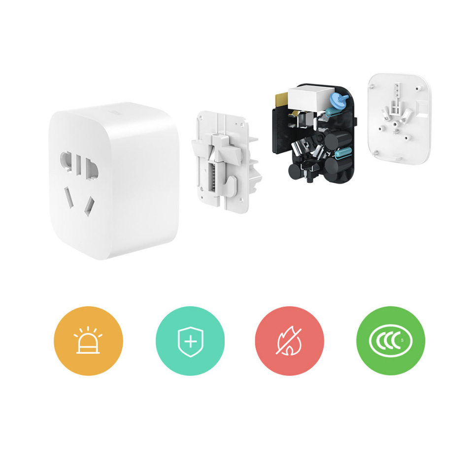 Xiaomi-Mijia-Smart-Home-Socket-WiFi-Phone-Wireless-Remote-Control-Smart-Plug-for-Smart-Mi-Home (4)