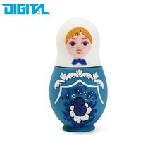 32GB USB Flash Drive Memory Stick Storage Device USB 2.0 U Disk Matryoshka Small Cute Doll Russian Style For PC Tablet Computers