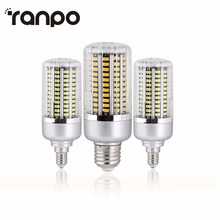 1PCS 5736 SMD E27 E14 E12 LED Corn Lamps Light 5W 10W 15W 20W 25W 85-265V High Power Lampada Led Aluminum Radiator Lighting(China)