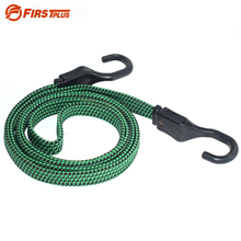 Strong Elastic Cord Rope Tie Down Belt Cargo Luggage Lashing Straps Fix For Motorcycle Bike SUV Car Roof Cargo Outdoor Camping(China)