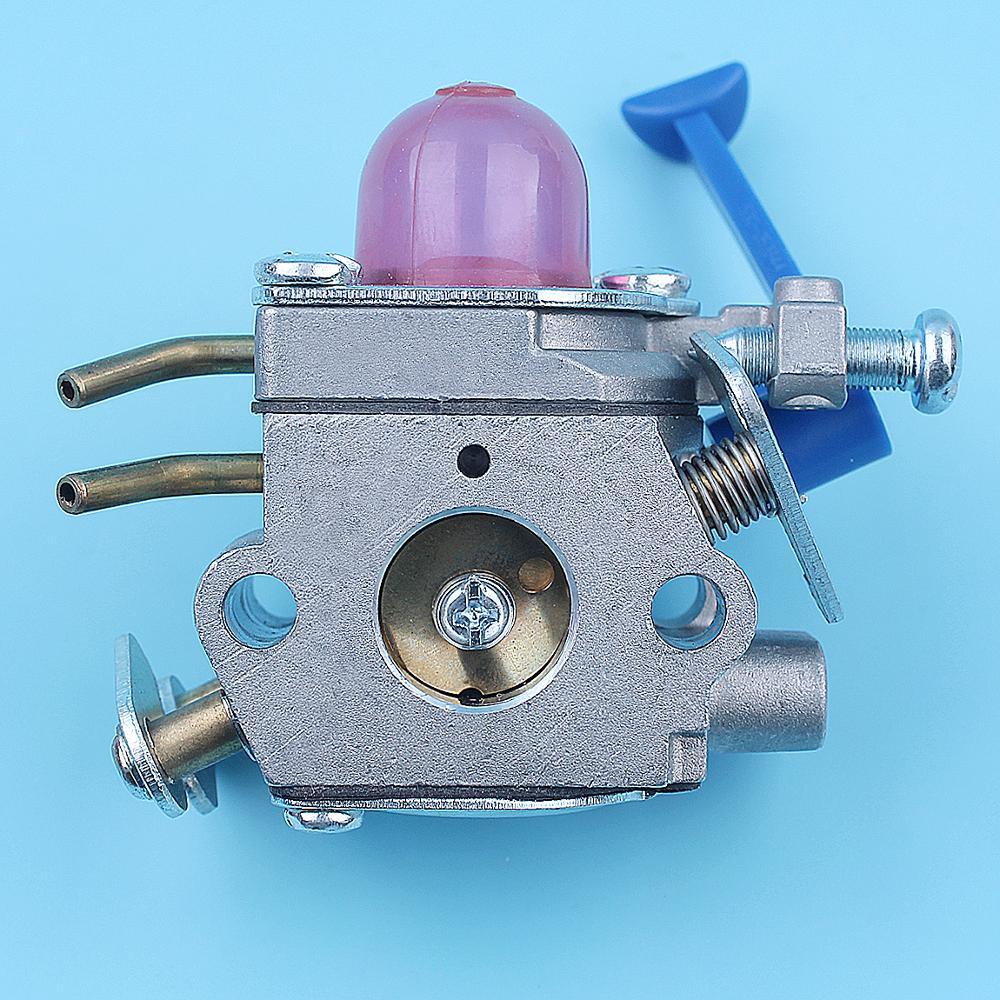 Carburetor Carb for Husqvarna 124L 125L 125LD 128C 128CD 128L 128LD 128LDX 128R