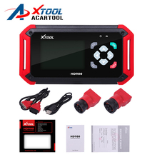 2017 Original HD900 XTOOL HD900 Eobd2 OBD2 CAN BUS Auto Diagnostic Heavy Duty Code Reader same as Xtool PS201 DHL Free Shipping
