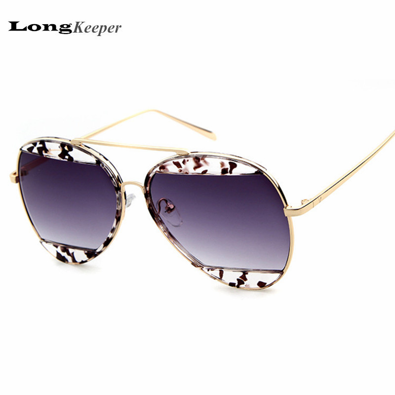 Star Style Sunglasses Women's Luxury Brand Designer 2017 New Sun Glasses Multi Color Sexy Eyewares Retro Vintage Gafas de sol(China (Mainland))