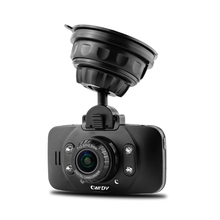 GF100 Car DVR Camera Full HD 1080P/30FPS 5.0MP CMOS Night Vision 4 IR Lights Dash Cam Touch Buttons 170 Degree Video Recorder(China)