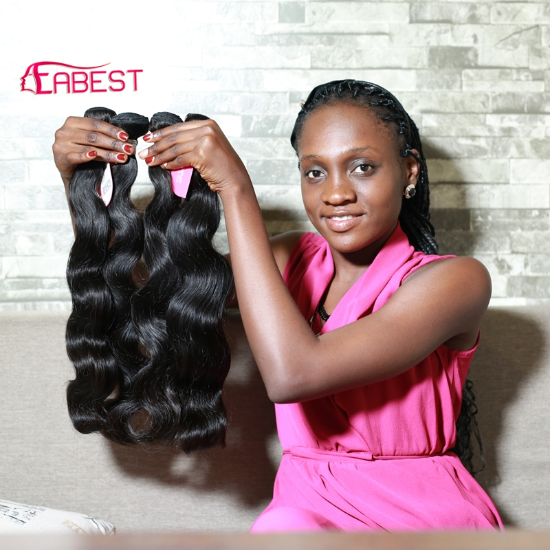 Unprocessed Virgin Human Hair 4 Bundles Brazilian Body Wave Coupons For Discounts Hair Weaving Uk Brazillian Hair Best Vendor<br><br>Aliexpress