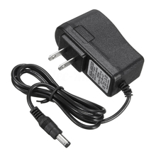 2 PCS of (Guitar Feeects Pedal Mains Replacement Power Supply AC Adaptor 9V Volt 500mA)(China)
