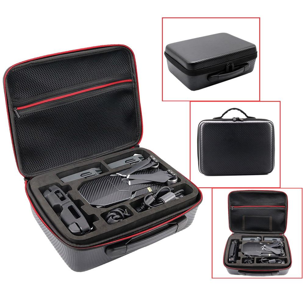 Upgrade Shoulder Bag Case Protector PU Waterproof For DJI MAVIC Pro Drone OMESHIN Futural Digital MAY15
