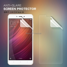 Buy 2pcs Screen Protector XIAOMI RedMi Note 4X Pro NILLKIN Matte Scratch-resistant Frosted Protective Film + retail package for $5.70 in AliExpress store