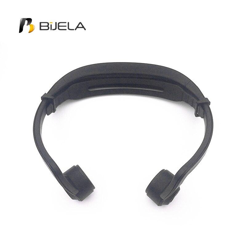 BIJELA LF-V9 Bone Conduction Bluetooth  headphone Wireless Stereo Headset Sports Earphone  Ear Microphone Bone Conduction <br>