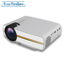 2016 new LCD projector 1000 Lumens YG400 support 1920 x 1080P video portable LED home theater Cheap brand HDMI projector Beamer