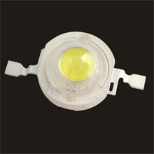 10pcs Epistar Chip 3W LED Diodes Lamp Beads 240lm-300lm White For 3W LED Spot Light