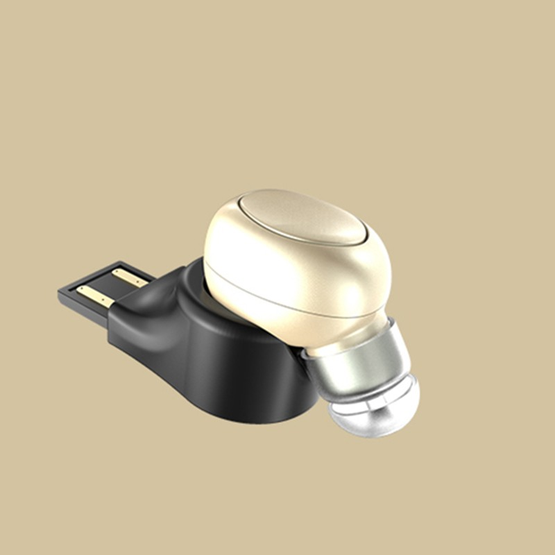 Mini Bluetooth Earphone Wireless Earbuds For Apple iPhone X 8 Plus 7 6S 6 SE 5S 5 4S 4 Invisible Small Mono Earphones Earpieces (4)